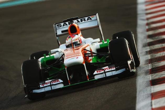Is Paul Di Resta's 6th-Place Finish in Abu Dhabi Too Little Too Late?