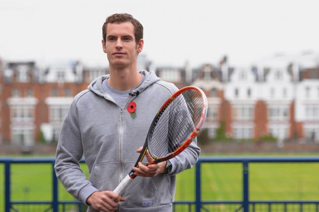 Andy Murray Reveals Details of  Epic Wimbledon Win in New Book