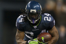 Marshawn Lynch: Week 10 Fantasy Outlook