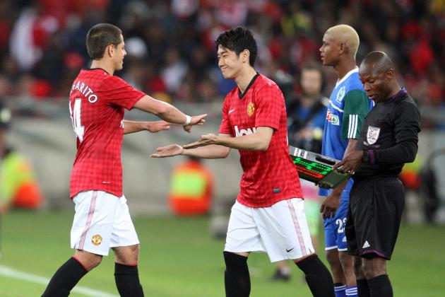 Who Is More Important to Manchester United: Shinji Kagawa or Chicharito?