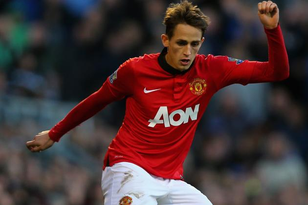 Adnan Januzaj Can Learn from His Fellow Manchester United Youth Team Graduates