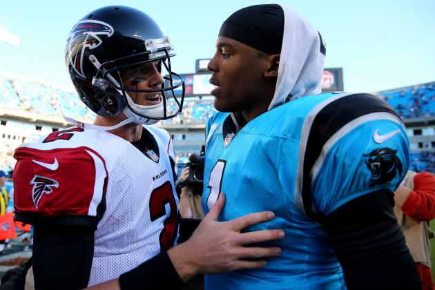 Panthers Win This One Handily – Despite Cam Newton's Struggles