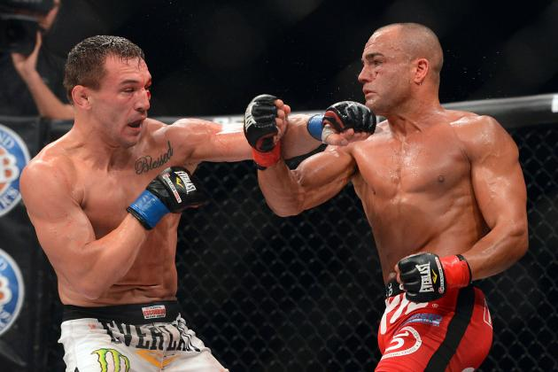 Eddie Alvarez Shows the Art of Ringcraft