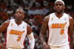 Heat Stars Admit to Chemistry Issues