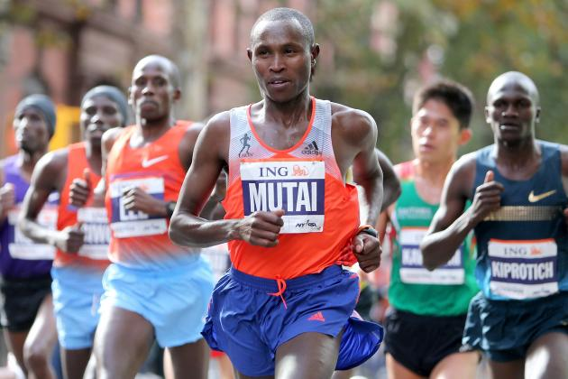 New York Marathon 2013: Geoffrey Mutai and Top Stories from Sunday