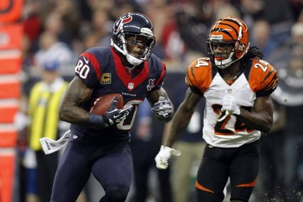 Andre Johnson: Recapping Johnson's Week 9 Fantasy Performance