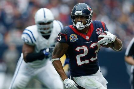 Arian Foster: Week 10 Fantasy Outlook