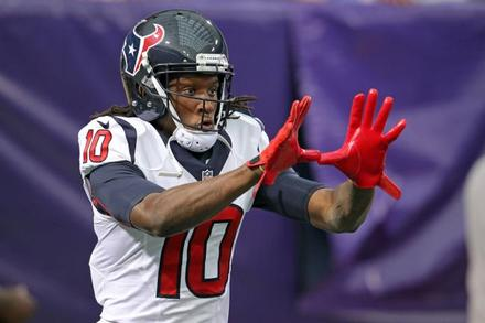 DeAndre Hopkins: Recapping Hopkins's Week 12 Fantasy Performance