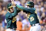 Report: A's Could Play at Giants' AT&T Park