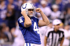 Adam Vinatieri: Week 10 Fantasy Outlook