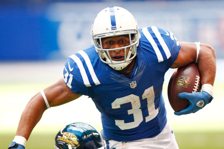Donald Brown: Recapping Brown's Week 9 Fantasy Performance