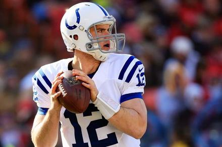 Andrew Luck: Week 12 Fantasy Outlook