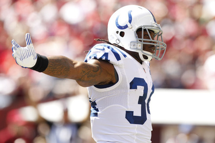 Trent Richardson: Recapping Richardson's Week 9 Fantasy Performance