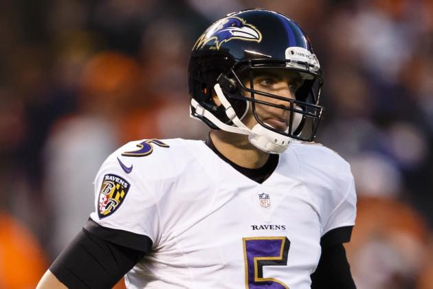 Joe Flacco Earned the Big Contract, but He Needs a Supporting Cast