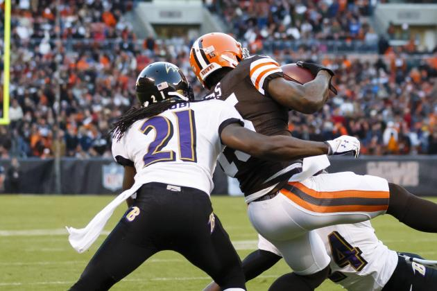 Ravens Secondary Frustrated and Bewildered in Loss to Browns
