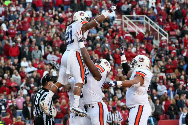Auburn Football: What the Tigers' 2013 Season Tells Us About Auburn's Program