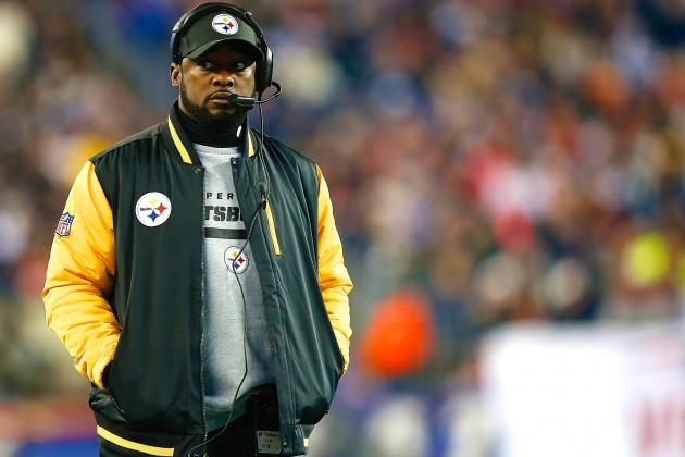 Steelers' Problems Run Much Deeper Than Mike Tomlin