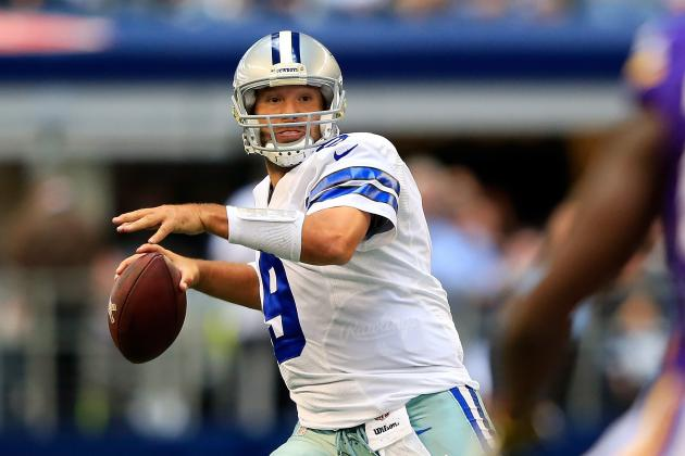 Romo Responds to Late Pick, Breaks Down Winning Drive