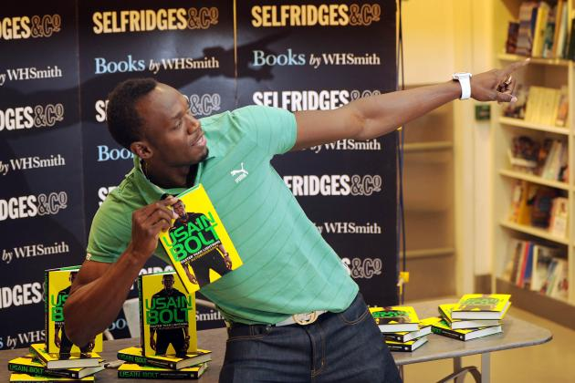 Usain Bolt's Chicken Nugget Diet Sparks Twitter Reaction