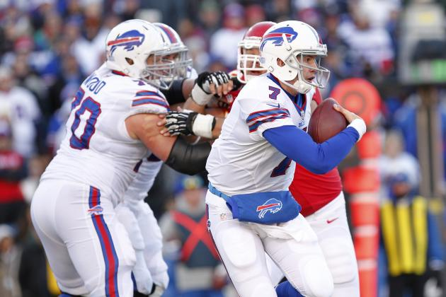 Jeff Tuel's Uncommon Company Among Undrafted Rookie Starters
