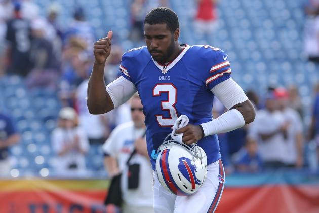 Can EJ Manuel Save the Buffalo Bills' Season?
