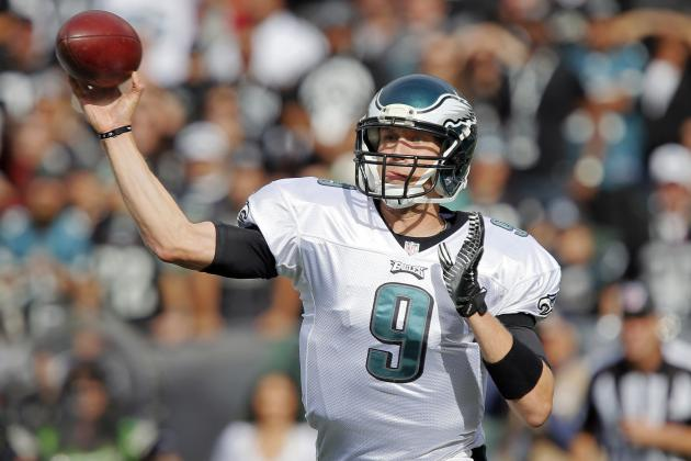 Debate: Should Foles Be the Starter for the Rest of the Season?