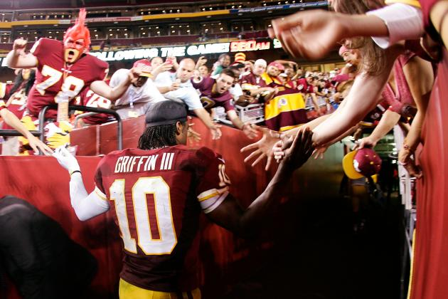 Robert Griffin III Is a Great Buy-Low Fantasy Candidate Ahead of Trade Deadlines