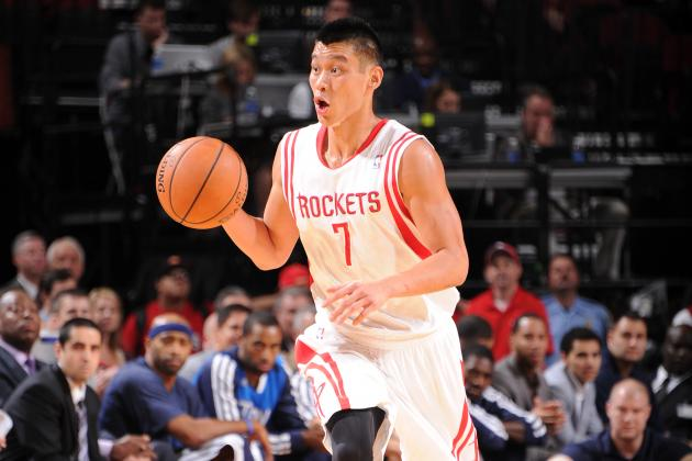 Previewing  Jeremy Lin-Chris Paul Matchup and Whether Lin Can Keep Starting Job
