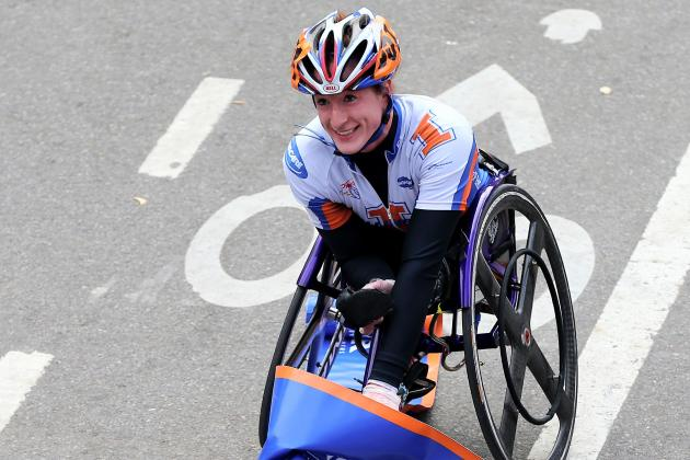 Tatyana McFadden Makes History by Winning First Women's Wheelchair 'Grand Slam'