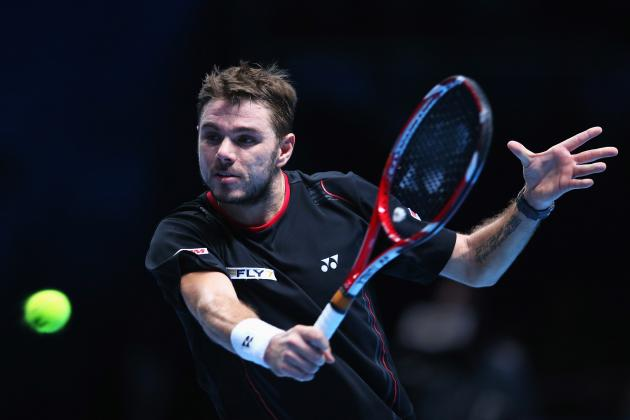 ATP World Tour Finals 2013 Results: Day 1 Scores, Highlights and Recap