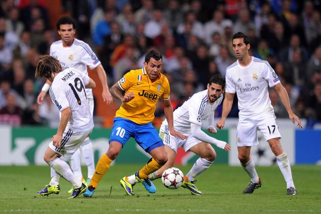Juventus vs. Real Madrid: Top Players and Key Battles That Will Decide the Match