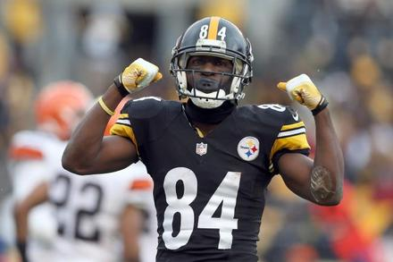 Antonio Brown: Recapping Brown's Week 10 Fantasy Performance