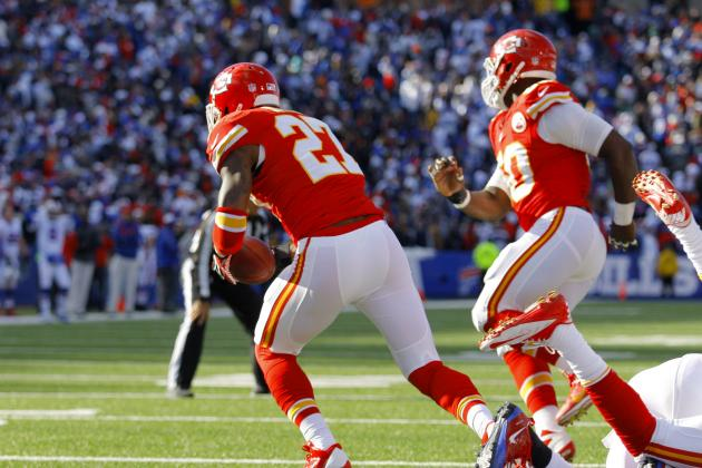 Interception Return for TD 'was Like Christmas' for Sean Smith and Chiefs