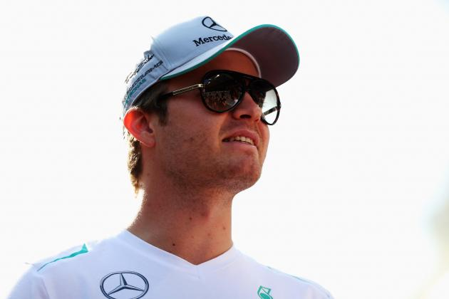 Is Nico Rosberg Carrying Mercedes' Fight to Be F1's 2nd-Best Team?