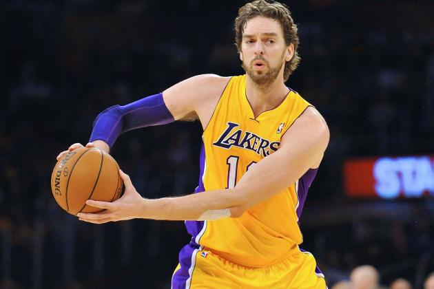 Pau Gasol, Finally Healthy, Making His Impact Loud and Clear for New-Look Lakers