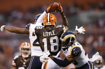 Greg Little: Recapping Little's Week 9 Fantasy Performance