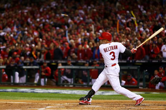 How Many Years of Clutch Hits Are Left in Carlos Beltran's Free Agent Bat?