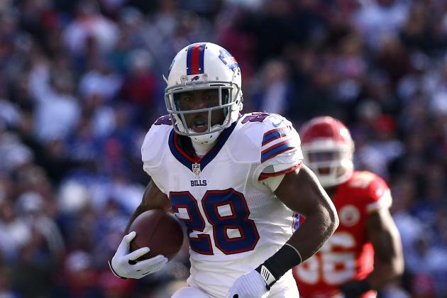 C.J. Spiller Thrives in Buffalo Bills' Loss to K.C. Chiefs