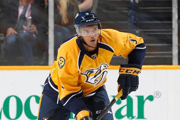 Seth Jones Already on the Cusp of Stardom