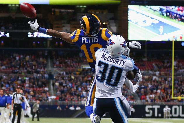 NFL Explains Lack of Interference Call Against Titans
