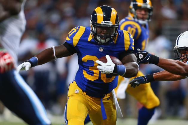Rams Have Their Man in Zac Stacy