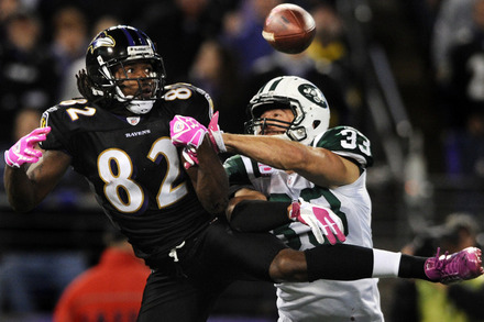 Torrey Smith: Week 10 Fantasy Outlook
