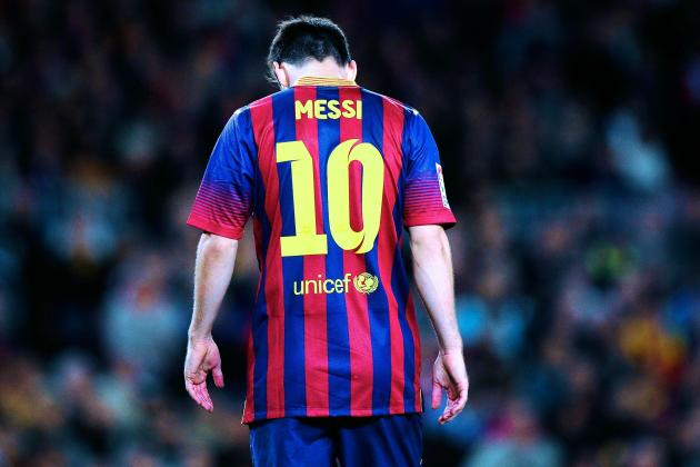 Lionel Messi Blames Lack of Fitness for Goal Drought at Barcelona