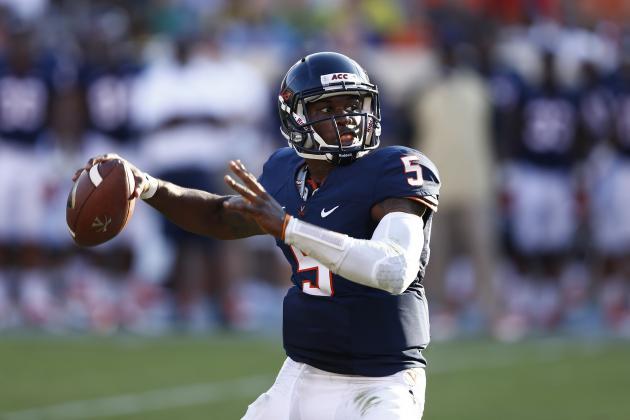 College Football Picks: Virginia at North Carolina Odds and Predictions