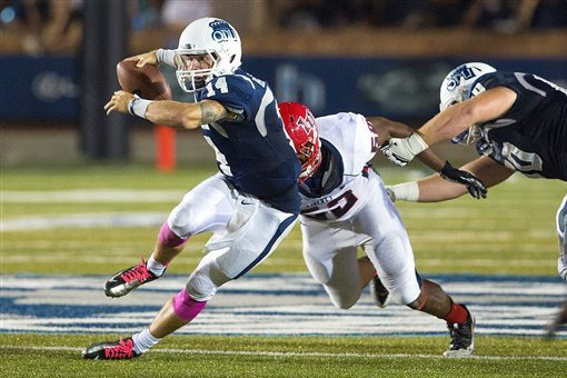 Old Dominion Looking for First FBS Win of Season This Week Against Idaho