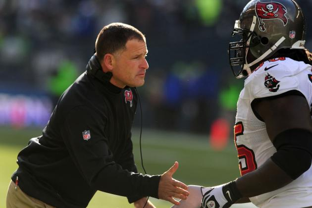 It's Clear That Schiano Hasn't Lost Bucs' Locker Room