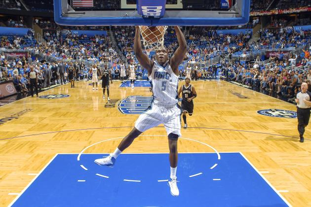 Magic Rookie Victor Oladipo Wants to Participate in 2014 Slam Dunk Contest