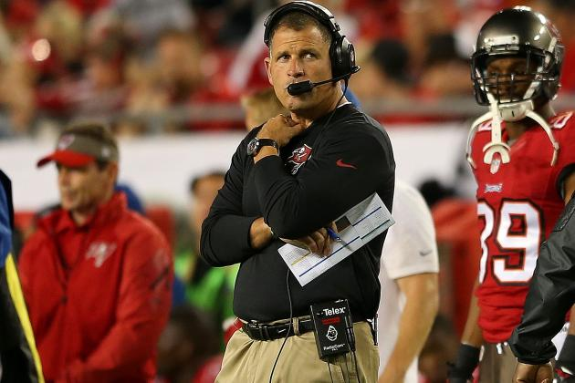 Schiano Lowers Price on N.J. House as Rumors of Tampa Bay Bucs Firing Swirl
