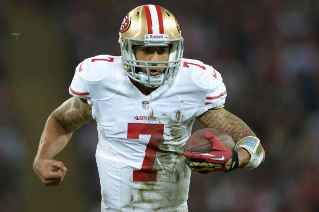 What to Expect from Colin Kaepernick, San Francisco 49ers' Offense in Week 10