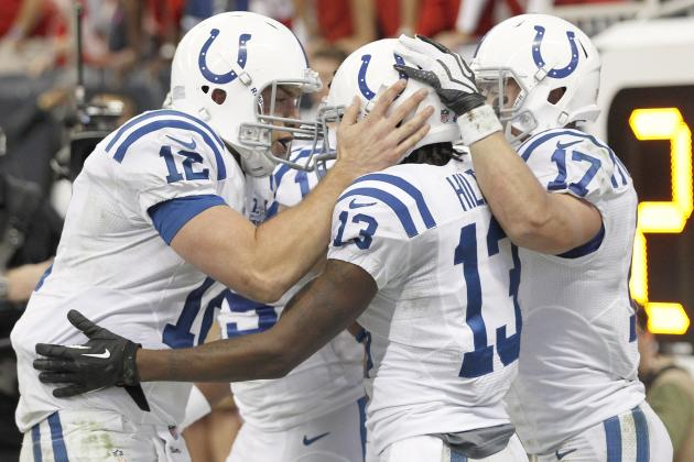Best Twitter Reactions to Indianapolis Colts' Week 9 Win